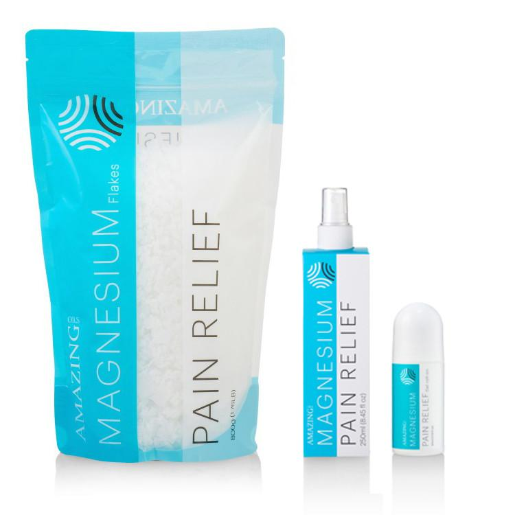 Amazing Oils - The Active Pack