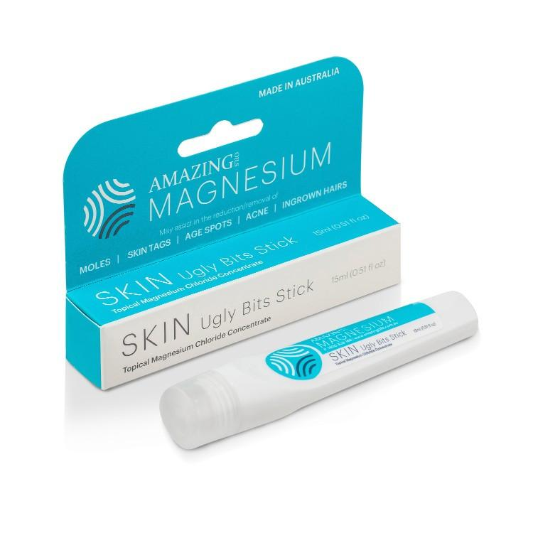 Amazing Oils - Ugly Bits Stick Magnesium Concentrate 15ml